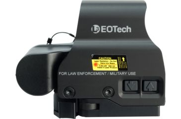 6-EOTech MPO III EXPS2-2 Holosight with G23 3X Magnifier - Circle 2-Dot Reticle, non-NV compatible