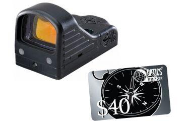 1-EOTech Mini Red Dot Sight Basic Kit