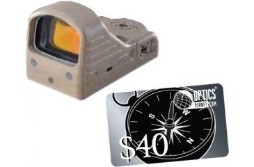 2-EOTech Mini Red Dot Sight Basic Kit