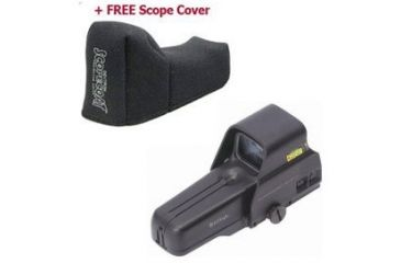 Eotech 517 Red Dot Sight with buttons on the Left wth 7mm Base 517-A65-1
