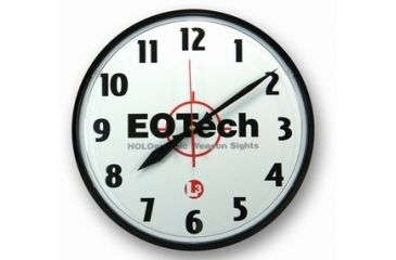 EOTech Wall Clock EOTCLO10-01