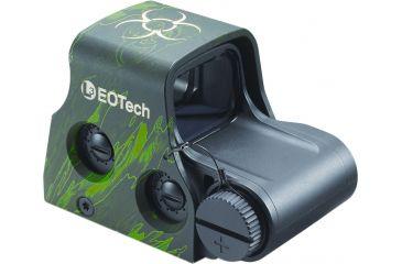 1-EOTech Z2 Zombie Stopper Red Dot Holographic Sight, Z Pattern Biohazard Reticle