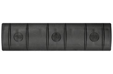 Ergo Grip Full Cover Long Rail Covers 15-Slot 3 Pack Black 4362-3PK-BK