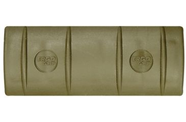Ergo Grip Full Cover Medium Rail Covers 10-Slot 3 Pack OD Green 4361-3PK-OD