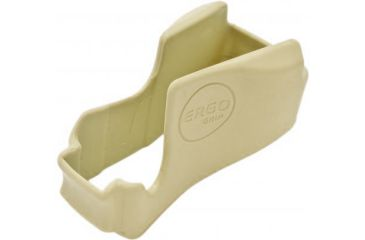 Ergo Grip Never Quit Grip. Fits AR15/M16/M4 Magazine Well, Coyote Brown 4965-CB