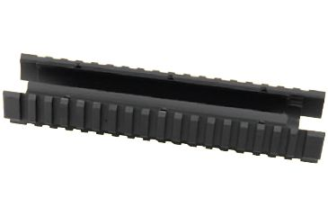 Ergo Grip, short Mossberg 500/590 Forend: 5-3.8in Inner Tube Length, includes Lowpro Rail Covers 4865-SHORT