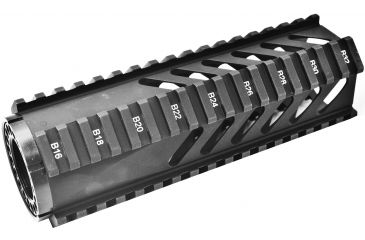 Ergo Grip Young Manufacturing M4 Carbine Quad Handguard Free Float 4860-YM