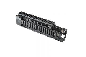 Ergo Grip Z Float Rail System Carbine Length W Overshoot And A2