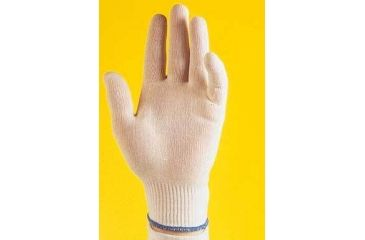 Erie Scientific Glove Liners Wht Knit Lrg PK12 51003-12-001