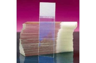 Erie Scientific Ultra Frost Micro Slides, Frosted, Erie Scientific 3056