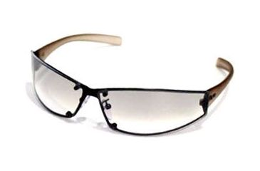 Police 2797 Sunglasses - Taupe Frost Frame, Light Brown Gradient Lens - 613X
