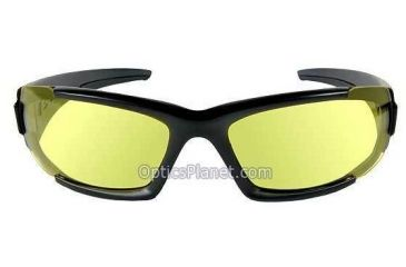 ESS 2.2mm Polycarbonate Interchangable Lenses for CDI Sunglasses, Hi-Def Yellow 740-0186