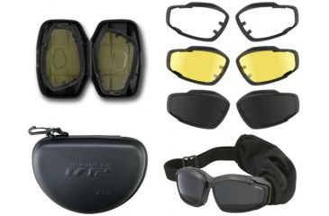 ESS Anti-Reflective Speed Sleeve - Black for Advancer V12 Goggles 740-0158
