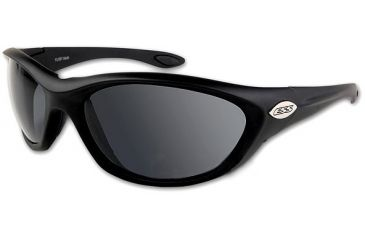 ESS Flyby High Adrenaline Series Sunglasses with Large Frame - Black