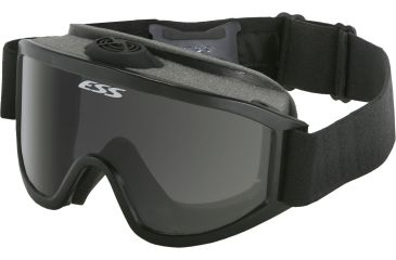 ESS Striker TurboFan Series Military/Tactical Goggles with 2-Speed Vent Fan - 740-0242