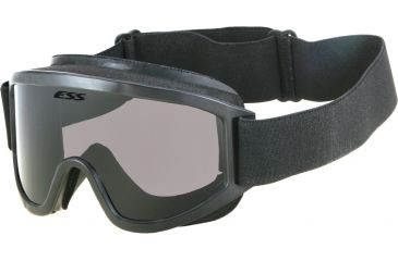 ESS Striker Series Vehicle Ops Military Tactical Goggles w/ Interchangeable Lenses, Black Frame