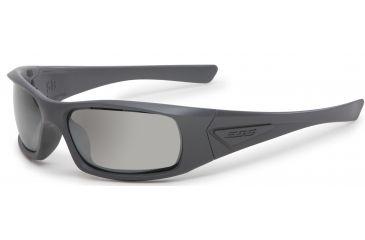 ESS Sunglasses 5B Gray Frame/Mirrored Gray Lens