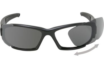 ESS CDI Max Large Fit Sunglasses - lens exchange system