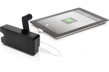 Eton Boost Turbine 4000 USB Battery Pack, Black NBOTU4000B