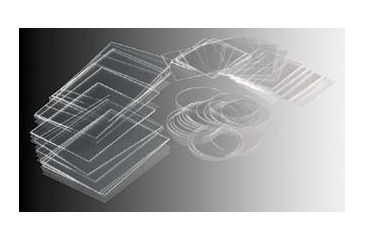 Ever Scientific VistaVision Cover Glasses, No. 1 112222 Square