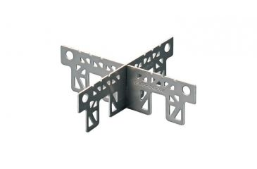 1-Evernew Titanium Alcohol Stove Cross Stand