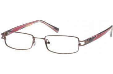 Exces 3048 Eyewear - Brown-Burgundy (183)