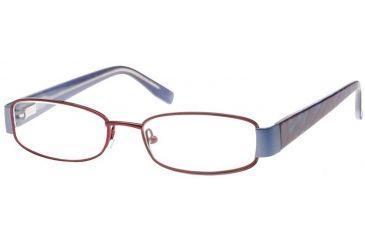 Exces 3056 Eyewear - Burgundy-Lavender (322)