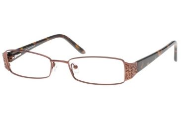 Exces 3062 Eyewear Frame with Brown-Tortoise Frame