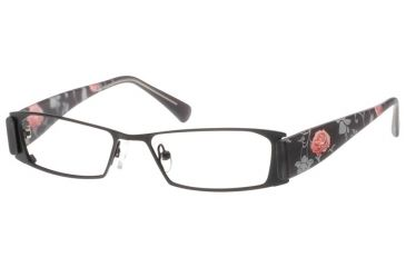 Exces 3064 Eyewear with Black Rose Frame