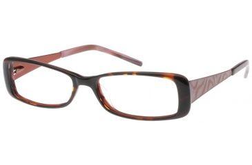 Exces 3089-532 Tortoise Lavender Eyeglasses Frame