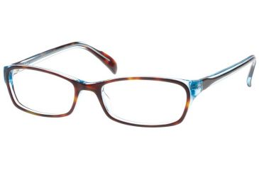Exces 3072 Eyewear Frame, 179 Tortoise-Light Blue