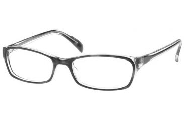Exces 3072 Eyewear with Black Silver Mottled 71 Frame 3072 071