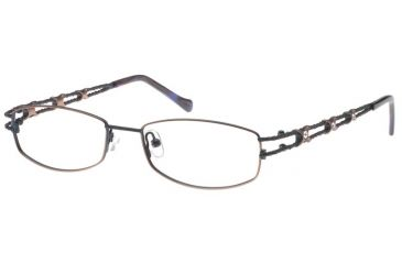 Exces P104 Eyewer Frame, Sand-Navy 573