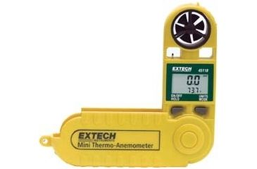 Extech Instruments Meter THERM-ANEMOMETER Mini 45118