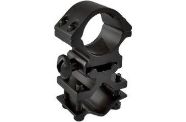 ExtremeBeam 1inRail Gun Mount Weaver, Black, N/A SF-GA-A01