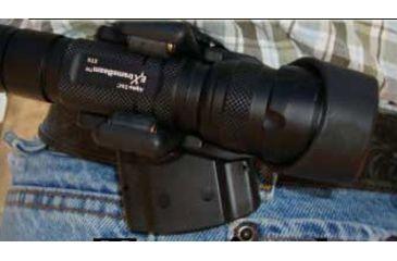 ExtremeBeam CPAK-P10 360 Degree Holster, Black, N/A EB-YB-A05
