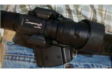 ExtremeBeam CPAK-P8 360 Degree Holster, Black, N/A EB-YB-A04