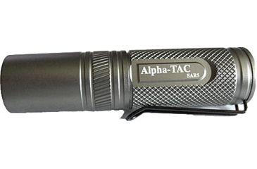 ExtremeBeam SAR5 Micro-Light Flashlight Kit w/ Green Glow Button EB-AD-B01