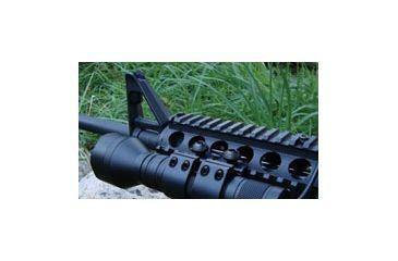 ExtremeBeam XT8-M Pro-Ranger Weapon Mountable Flashlight Kit w/ Nylon Holster and 2 Lithium Batteries EB-AB-B11