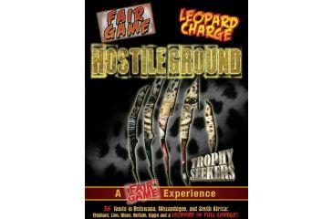 Fair Game Hostile Ground Hunting DVD