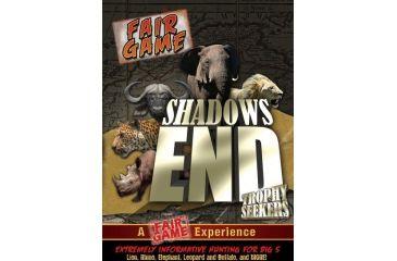 Fair Game Shadows End Hunting DVD