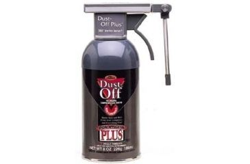 Falcon Safety Dust-Off Pressurized Dusters, Falcon Safety Products DPNXL Disposable Dusters Dust-Off Plus XL, 284 g (10 oz.) Can