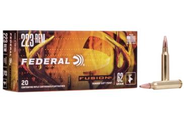 Federal Fusion Ammo 223