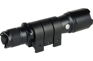 Fenix ALG-01 Tactical Flashlight Ring, Black FENIX-ALG-01