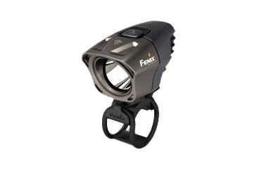 Fenix BT20 750 Lumen Bike light - Uses 4 x CR123 or 2 x 18650 batteries DIM, Black FENIX-BT20
