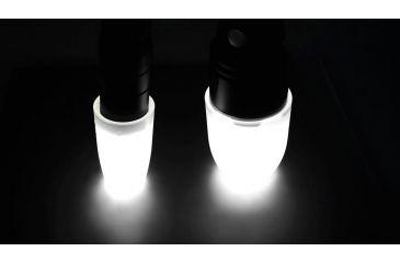 Fenix Diffuser Tip- White for E21, E25, LD12, LD22, PD22, PD32, PD35 AOD-S