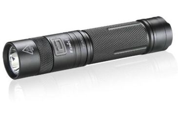 Fenix E Series Flashlight 225 Lumens- Black E35R4BK