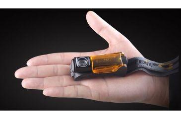 Fenix LED Headlamp, Black, 70 HL10R4OR