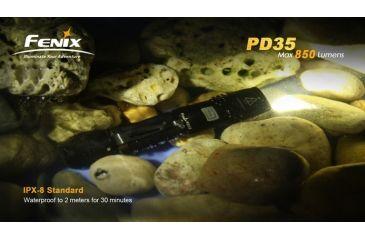 13-Fenix PD35 LED Flashlight