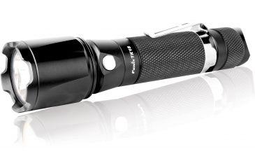 Fenix TK15 S2 Hunting Flashlight with 400 Lumen CREE XP-G S2 LED Black FENIX-TK15-S2